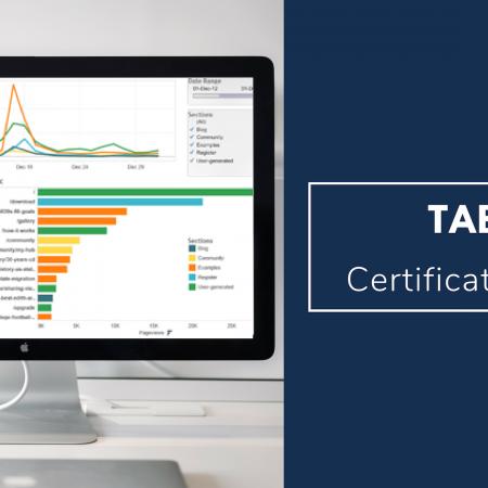 Tableau Certification Training